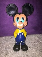 Vintage Toy Mickey Mouse Walt Disney Production