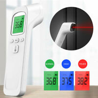 No Touch Non-Contact Forehead Ear Digital Infrared Thermometer Baby&Adult Body