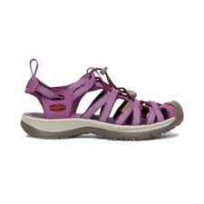 KEEN Whisper Womens Footwear Sandals - Grape Kiss Wine All Sizes UK 5.5