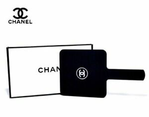 CHANEL Beauty VIP Makeup Mirror Small Pocket Size Hand Held 16 x 9 cm