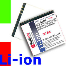 Batteria Li-ion 850mA per nokia N81 N82 6110NAVIGATOR E51