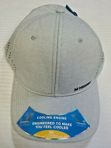 Mission Performance Instant Cooling Hat.White. UPH 50 Sun Protection New