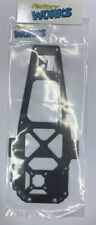 Factory Works vtg Kyosho Ultima 2019 Rerelease Strengthened Upper Chassis Plate