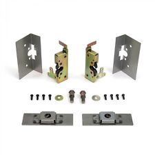 Large Bear Claw Door Latches w/ Install Kit AutoLoc AUTBCLGKT muscle hot rod