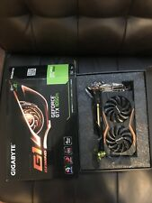 Nvidia gigabyte geforce gtx 1050 ti G1 gaming