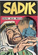 SADIK serie Diamante N. 40 Edizioni Alhambra del 1967