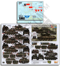 "Echelon D356267 1/35 ""3/4 CAV"" M551s & M113s in Vietnam Part.2"