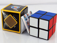 2x2 Ultra-Smooth Stickerless Speed Magic Cube Twist Puzzle Rubik Game Kids Toy