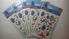 Finding Dory Tattoos 24ct (Set of 5)