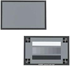 Sekonic SE JQ57 Exposure Profile Target and Grey Card