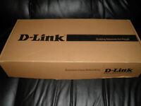 D-Link System DES-1026G Gigabit Switch 24 Port 10/100Mbps 2-Port 10/100/1000Mbps