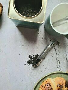 Reusable Stainless Steel Loose Leaf Tea Infuser / Strainer