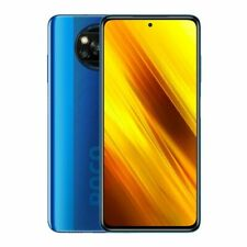 "Xiaomi Poco X3 NFC 6.6"" Android 10 Phone: 6Gb + 128Gb: 64MP Quad Camera: 5160mAh"