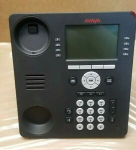 5 PACK Avaya 9508 Digital Phone PHONE, HANDSET, & STAND 5 PACK