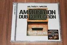 Bob Marley And The Wailers-Ammunition Dub Collection (2004) (CD) (Nuovo + OVP)