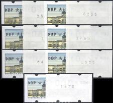 Berlin 1987 Atm ** - Postfrisch kn17_156 vs1