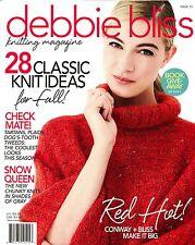 Debbie Bliss Knitting Magazine Issue 15 - Fall Winter 2015 2016 - 28 Patterns