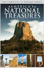 AMERICA'S NATIONAL TREASURES - DVD - Sealed Region 1