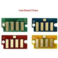 4 reset Chips(BK,C,M,Y) NONOEM For Xerox Toner Phaser 6010 6000 Workcentre 6015