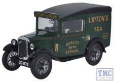 ASV003 Oxford Diecast 1:43 Scale Austin Seven RN Van Liptons Tea
