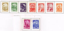 Russia Soviet Space Sputnik stamps regular issue set 1961 MLH