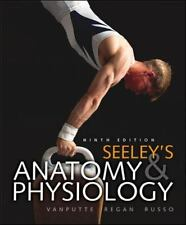 Seeley's Anatomy and Physiology by Rod R. Seeley, Andrew Russo, Cinnamon L....