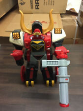 Megazord Action Figures without Packaging