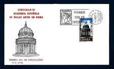 SPAIN - SPAGNA - 1974 - Cent. dell'Accademia spagnola di Belle Arti a Roma - (B)