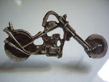 Harley Davidson Ironhead Engine Chopper Motorcycle Pin Factory HD Biker Badge