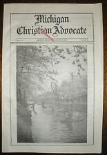 Michigan Christian Advocate - January 12, 1918 Issue