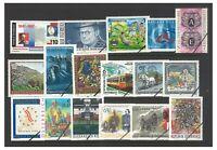 Austria 17 Different Specimen Stamps All Commemorative Mint Unhinged MUH Lot 2
