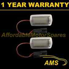 2X FOR LEXUS ES350 LX 24 WHITE LED COURTESY FOOTWELL SIDE UNDER DOOR LIGHT LAMPS