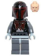 LEGO Minifigure Star Wars BN mandalorian super commando #2 face prin mini figure