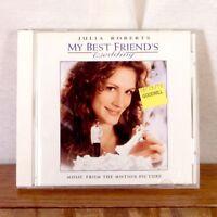 My Best Friend's Wedding OST Soundtrack CD Album Work Sony 1997 playgraded