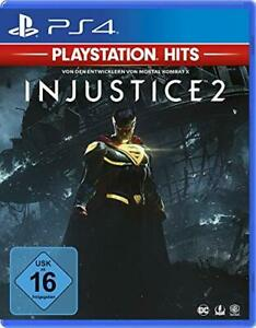 Injustice 2 (Sony PlayStation 4, 2017)