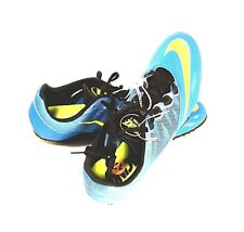 Nike Zoom Rival S7 Men's Track Sprint Spikes Style Blue/Neon 616313-470 Size 12