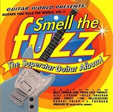 Various Artists - Guitars That Rule The World, Vol. 2 Smell The Fuzz CD