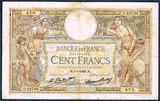 FRANCE - 100 FRANCS L.O MERSON Fay n° 24.8 du 5=1=1929.M en TB O.23796 470