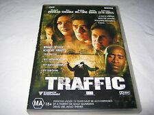 Traffic - Michael Douglas - DVD - Region 4