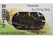 Needle Ku Ding Tea (Kuding)Bitter 5.3 Oz -Blood Pressure, Cholesterol, liver tea