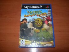 SHREK SMASH N´CRASH RACING PS2 (PAL ESPAÑA PRECINTADO)