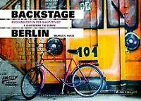 Backstage Berlin von Hurek, Markus C. | Buch | Zustand sehr gut