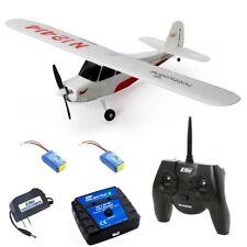 NEW Hobbyzone Champ S+ RTF RC Airplane w/SAFE Plus, GPS, PLUS FREE 2ND BATTERY