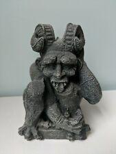 Gothic Ram Horned Gargoyle
