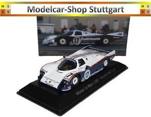 Porsche 962 C LH #3 - Winner Le Mans 1987 - Spark 1:43 MAP02028713 - fabrikneu