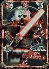 Lego ® Star Wars ™ Serie 1 Sammelkarten Karte 95 - Sith Lord Darth Malgus