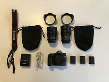 Canon EOS 70D 20.2MP Digital SLR Camera - Bundle