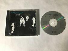 OU812 by Van Halen (CD, 1988, Warner Bros)