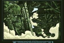 Alien Variant Alternative Movie Poster Ammo Signed & No. /60 NT Mondo Covenant