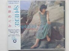 "New ""SpHERE"" Megumi Hayashibara J-Pop Song Music CD Album 13-Track OBI Strip"